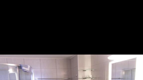 St. Constantin łazienka pokój superior