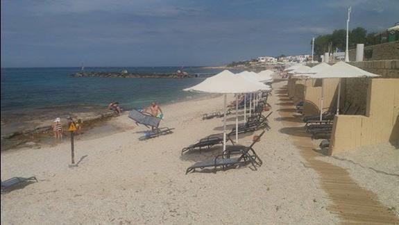 Aldemar Royal Mare plaża