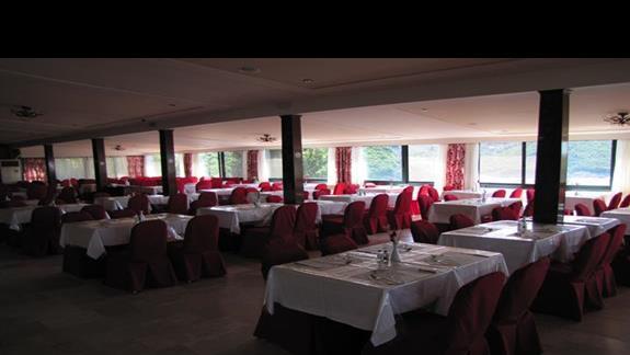 Restauracja z pięknym widokiem