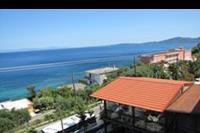 Hotel Lido Corfu Sun - Widok z pokoju superior na morze