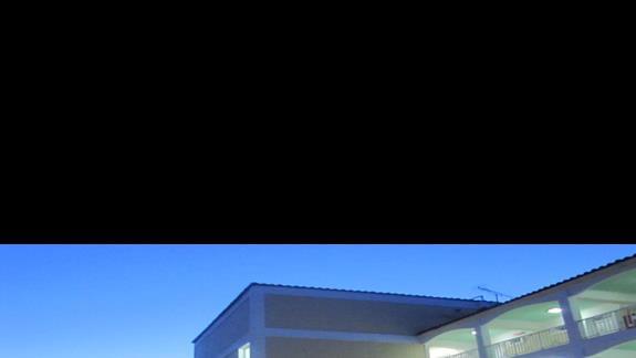 Wejscie do hotelu