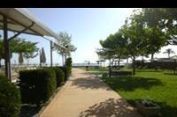Hotel Sun Beach - Dojscie na plaze w hotelu Sun Beach