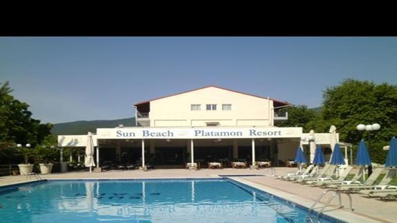 basen w hotelu Sun Beach