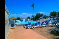 Hotel Best Mojacar - Best Mojacar teren przy basenie