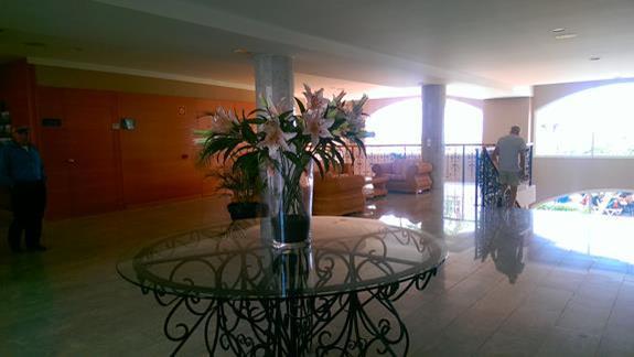 Best Mojacar lobby