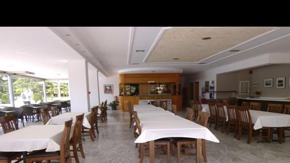 Restauracja w hotelu Afroditi