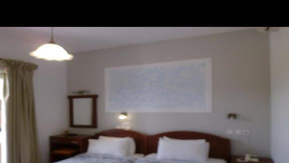 pokoje w hotelu Afroditi