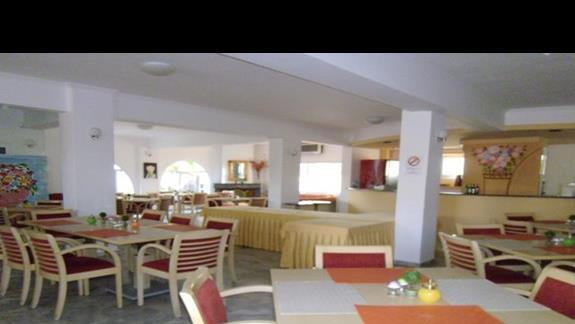 restaracja w hotelu Olympian Melathron