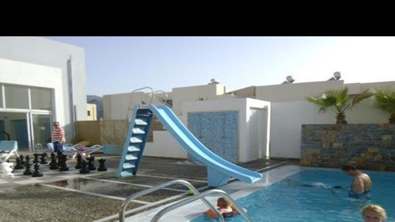 basen dla dzieci w hotelu Sissi Bay