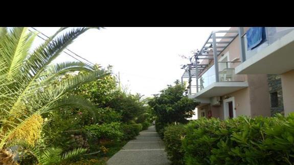 alejki hotelowe Sissi Bay