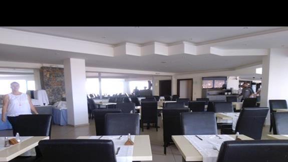 restauracja główna w hotelu Sissi Bay