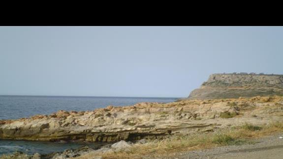 droga na plażę w hotelu Sissi Bay