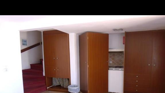 aneks kuchenny w pokoju rodzinny Istron Bay