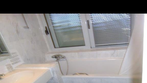 łazienka w hotelu Istron Bay