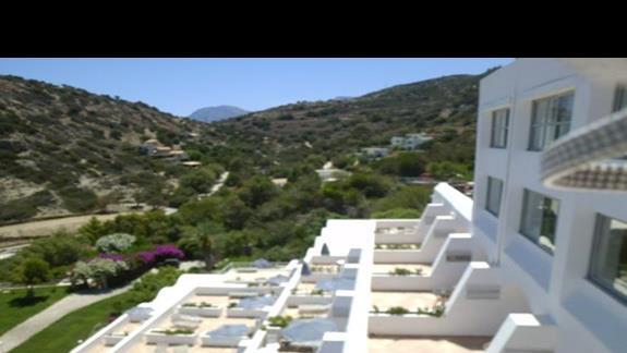 balkony w hotelu Istron Bay