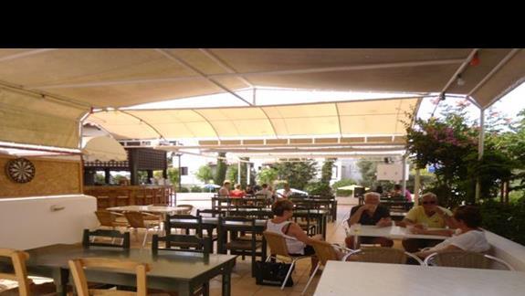 restauracja w hotelu Club Lyda