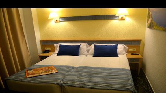 Pokój standardowy w hotelu Simar