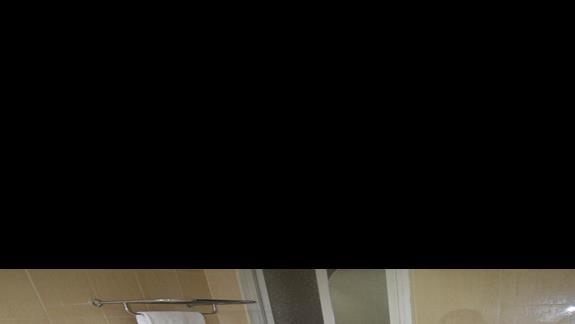 Łazienka z bidetem, pokój standardowy, hotel Simar