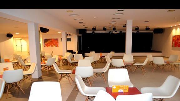 Dyskoteka i miejsce wieczornych animacji, hotel Simar