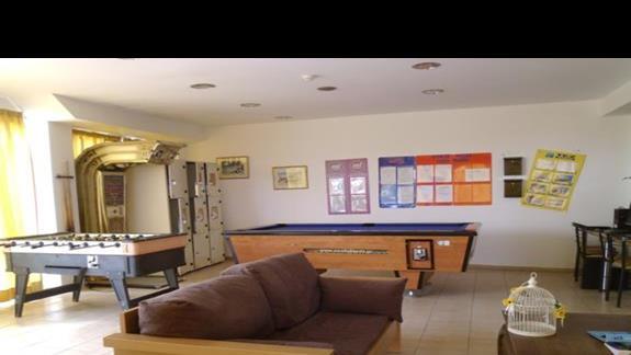 recepcja hotelu Nicolas Villas
