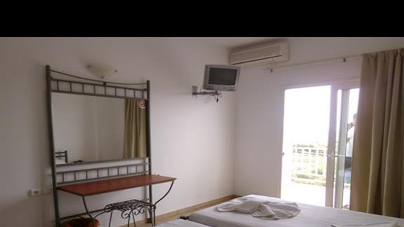 pokój w hotelu Nicolas Villas