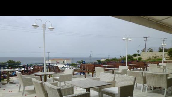 restauracja w hotelu Rethymno Mare