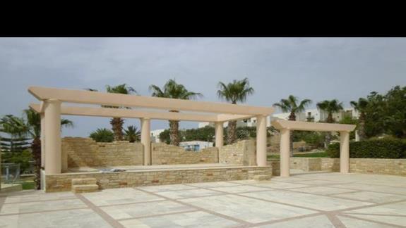 amfiteatr w Rethymno Mare