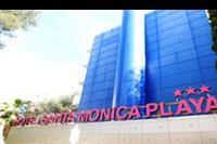Hotel Santa Monica Playa - budynek Santa Monica Playa