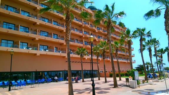 ATH Las Salinas Park budynek hotelu