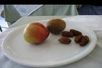 Hotel Lymberia - figi i owoce