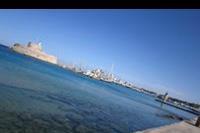 Hotel Lymberia - Rodos port Mandraki