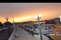 Hotel Lymberia - port w Farlilaki
