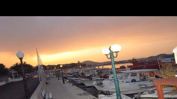 port w Farlilaki