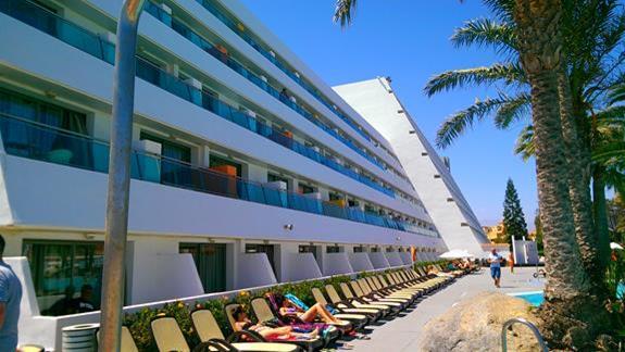 Golf Trinidad budynek hotelu
