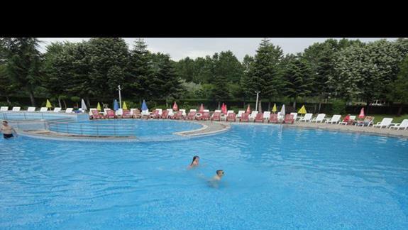 Hotel Hrizantem - basen
