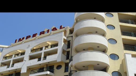 Hotel Imperial - wygląd zewnętrzny