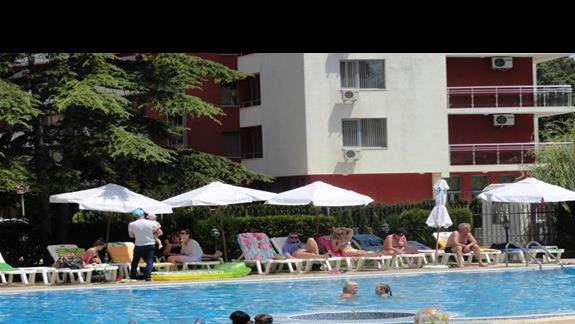 Hotel Imperial - basen