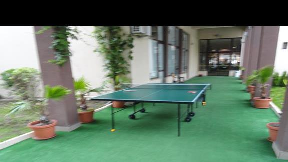 Laguna Park - stół do ping ponga