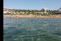 Hotel Acapulco Resort - Plaza + budynki hotelowe od strony morza