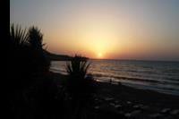 Hotel Acapulco Resort - Zachód slonca- widok z Beach Baru