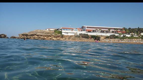 Restauracja od strony morza