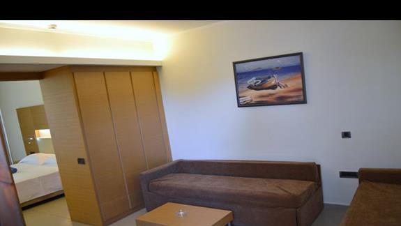 pokój rodzinny w hotelu Caravia Beach & Bungalows