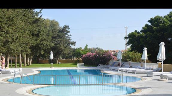 basen relaksacyjny w hotelu SunConnect Kolymbia Star