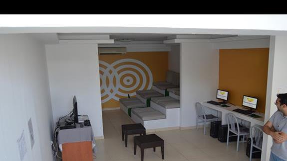 kącik gier w hotelu SunConnect Kolymbia Star