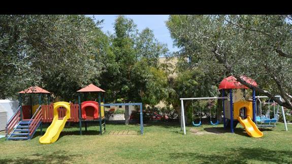 plac zabaw w hotelu SunConnect Kolymbia Star