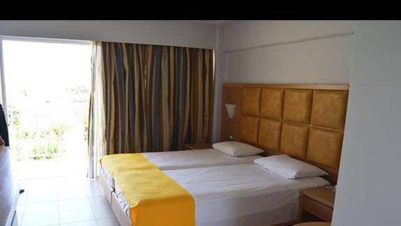pokój standardowy w hotelu SunConnect Kolymbia Star