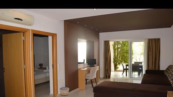 pokój rodzinny  w hotelu Anavadia