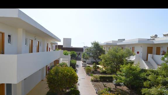 teren hotelu  Anavadia