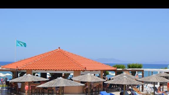 bar przy basenie w hotelu Doreta Beach