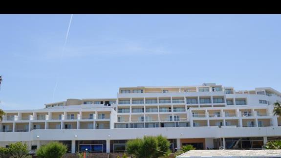 budynek główny  hotelu Doreta Beach